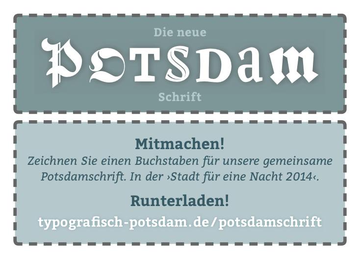 PotsdamSchrift-SFEN